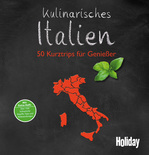 Holiday, Kulinarisches Italien